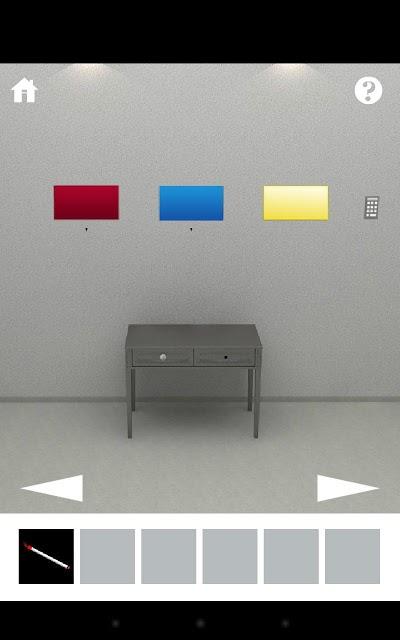 脱出ゲーム LOCKED ROOM Androidアプリ