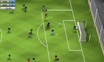 Stickman Soccer 2014 Androidアプリ