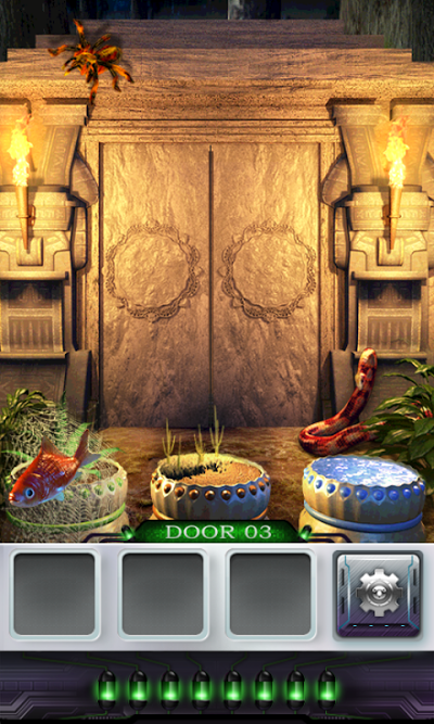 100 Doors 3 Androidアプリ