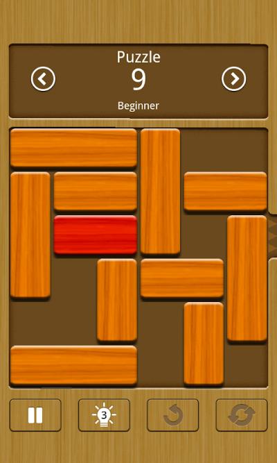 ブロックから出して プレミアム版 - Unblock Me Premium Androidアプリ