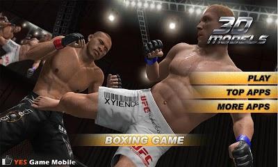 ボクシング ゲーム 3 D Androidアプリ