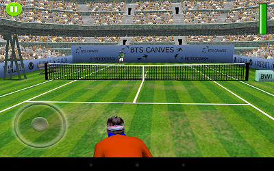 FOG Tennis 3D Exhibition Androidアプリ