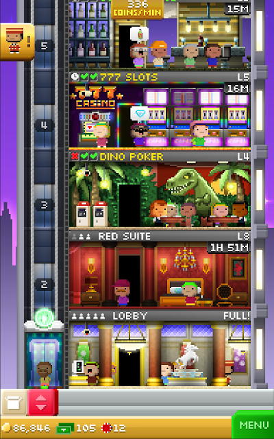 Tiny Tower Vegas Androidアプリ