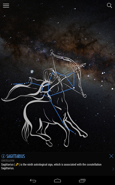 SkyView® Explore the Universe Androidアプリ