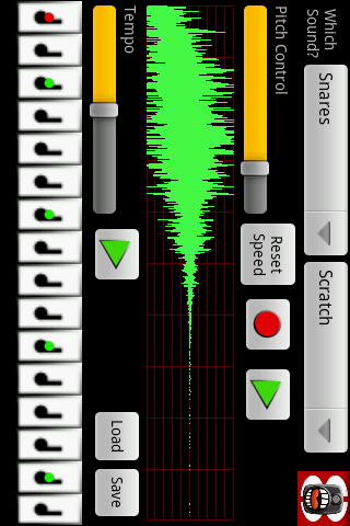 Beat Box Recorder Lite Androidアプリ