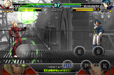 THE KING OF FIGHTERS-A 2012(F) Androidアプリ