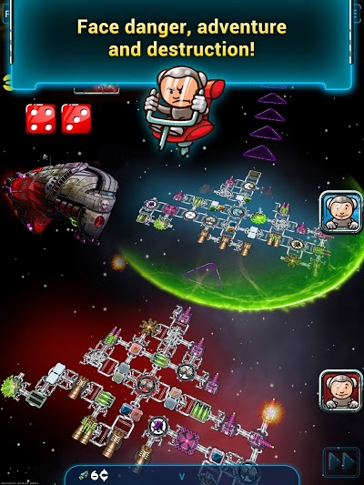 Galaxy Trucker Androidアプリ