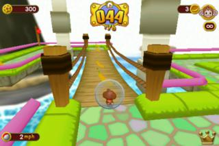 Super Monkey Ball iPhoneアプリ