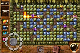 ボンバーマン TOUCH -The Legend of Mystic Bomb- iPhoneアプリ