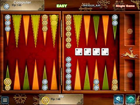 Backgammon Premium iPadアプリ
