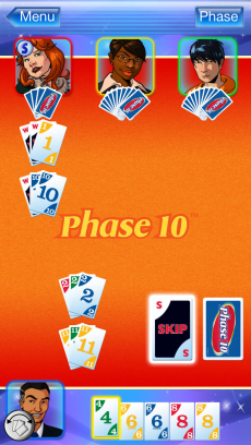 Phase 10 iPhoneアプリ