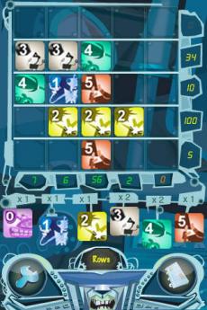 Reiner Knizia's Robot Master iPhoneアプリ