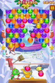 パズルボブル iPhoneアプリ
