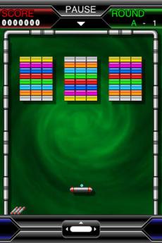アルカノイド iPhoneアプリ