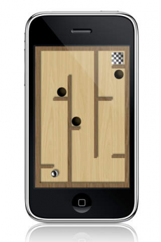 恐怖のアップ:iフォンいたずら迷路ゲーム(iラビリンス)ー スクリーマー/絶叫系 iPhoneアプリ