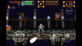 魔界村騎士列伝 iPhoneアプリ