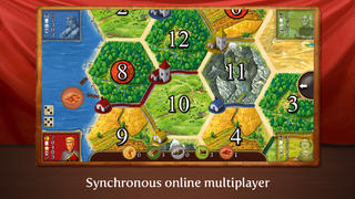 Catan Classic iPhoneアプリ