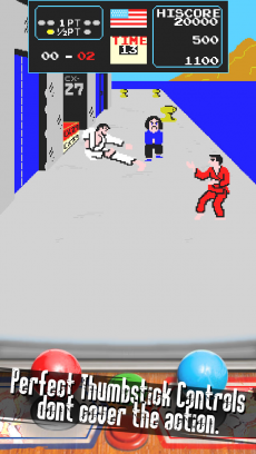 Karate Champ iPhoneアプリ