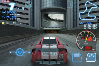 RIDGE RACER ACCELERATED iPhoneアプリ