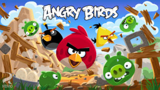 Angry Birds Classic iPhoneアプリ