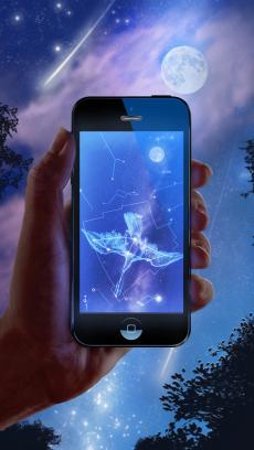 星座表 iPhoneアプリ