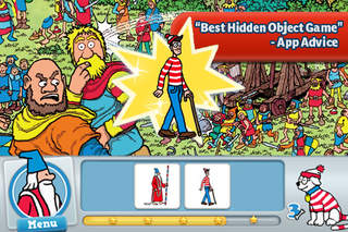 Where's Wally? The Fantastic Journey iPhoneアプリ