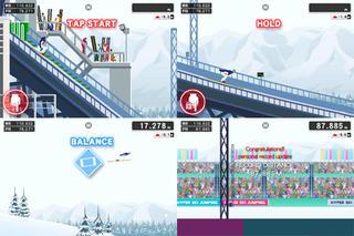ハイパースポーツ ウインター iPhoneアプリ