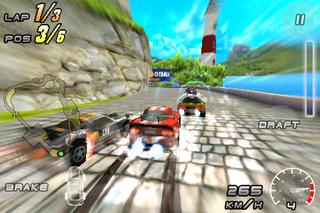 Raging Thunder 2 iPhoneアプリ