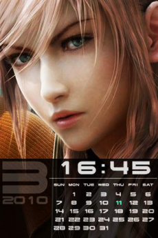 FINAL FANTASY XIII  Larger-than-Life Gallery iPhoneアプリ