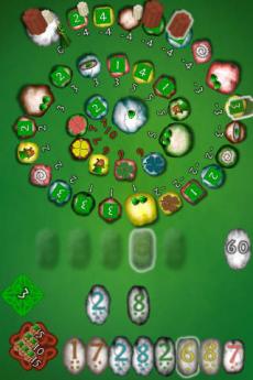 Reiner Knizia's Keltis Oracle iPhoneアプリ
