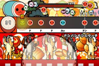 太鼓の達人 -人気曲ぱっく2- iPhoneアプリ