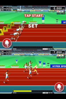 ハイパースポーツ(陸上競技) iPhoneアプリ