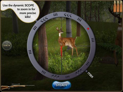 Deer Hunter 3D for iPad iPadアプリ
