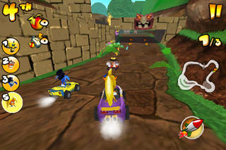 Crash Bandicoot Nitro Kart 2 iPhoneアプリ