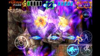 魔界村騎士列伝II iPhoneアプリ