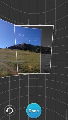 360 Panorama iPhoneアプリ
