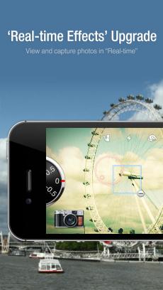 Puddingカメラ iPhoneアプリ