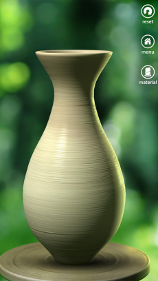 Let's create! Pottery HD iPhoneアプリ