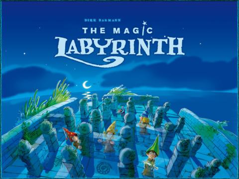 The Magic Labyrinth for iPad iPadアプリ