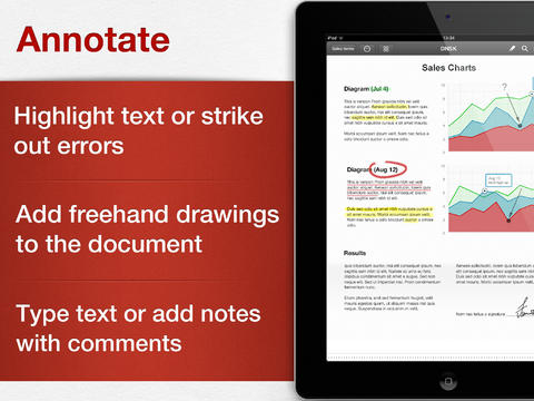 PDF Expert - Fill forms, annotate PDFs, sign documents iPadアプリ