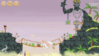 Angry Birds Seasons iPhoneアプリ