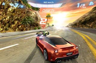 アスファルト6:Adrenaline iPhoneアプリ