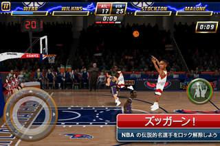 NBA JAM by EA SPORTS™ iPhoneアプリ