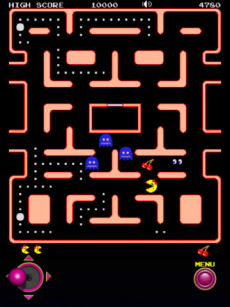 Ms. PAC-MAN for iPad iPadアプリ