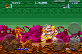 Altered Beast Classic iPhoneアプリ