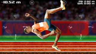 QWOP for iOS iPhoneアプリ