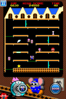 MAPPY by NAMCO iPhoneアプリ