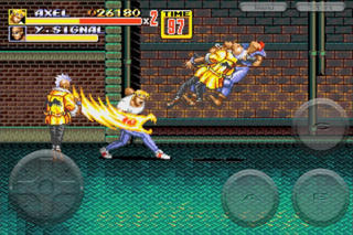 Streets of Rage 2 Classic iPhoneアプリ
