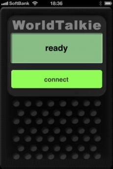 WorldTalkie iPhoneアプリ