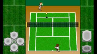 がちんこテニス iPhoneアプリ